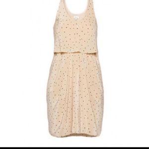 Aritzia 100% silk dress